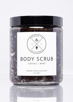 Coffee + Mint Body Scrub