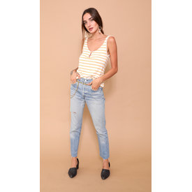 East N' West Label Lily Top