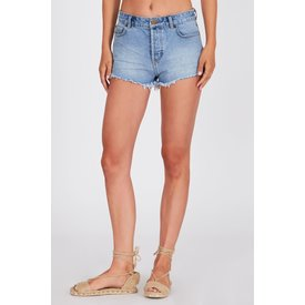 Amuse Society Shoreline Short Worn Wash