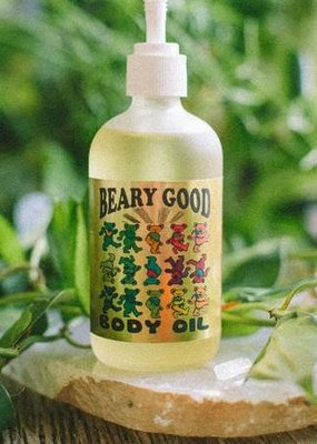 Wild Botanicals Grateful Dead Beary Good Body Oil