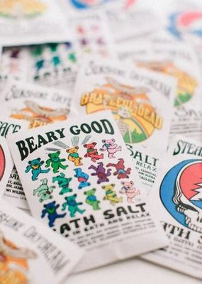 Wild Botanicals Grateful Dead Steal Your Face Bath Salt