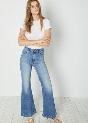 Rollas Eastcoast Flare Jeans Karen Blue