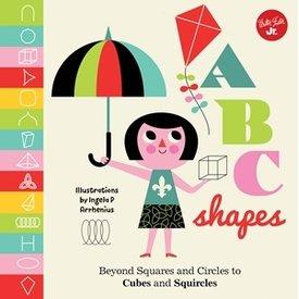 Quatro Books ABC Shapes