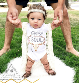 Pine Torch Gypsy Soul Bodysuit
