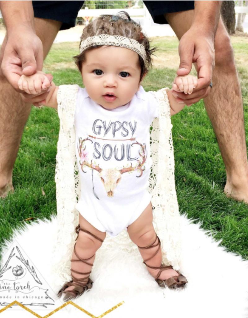 Pine Torch Gypsy Soul Bodysuit