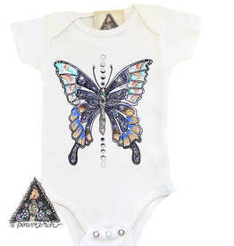 Pine Torch Cosmic Butterfly Bodysuit