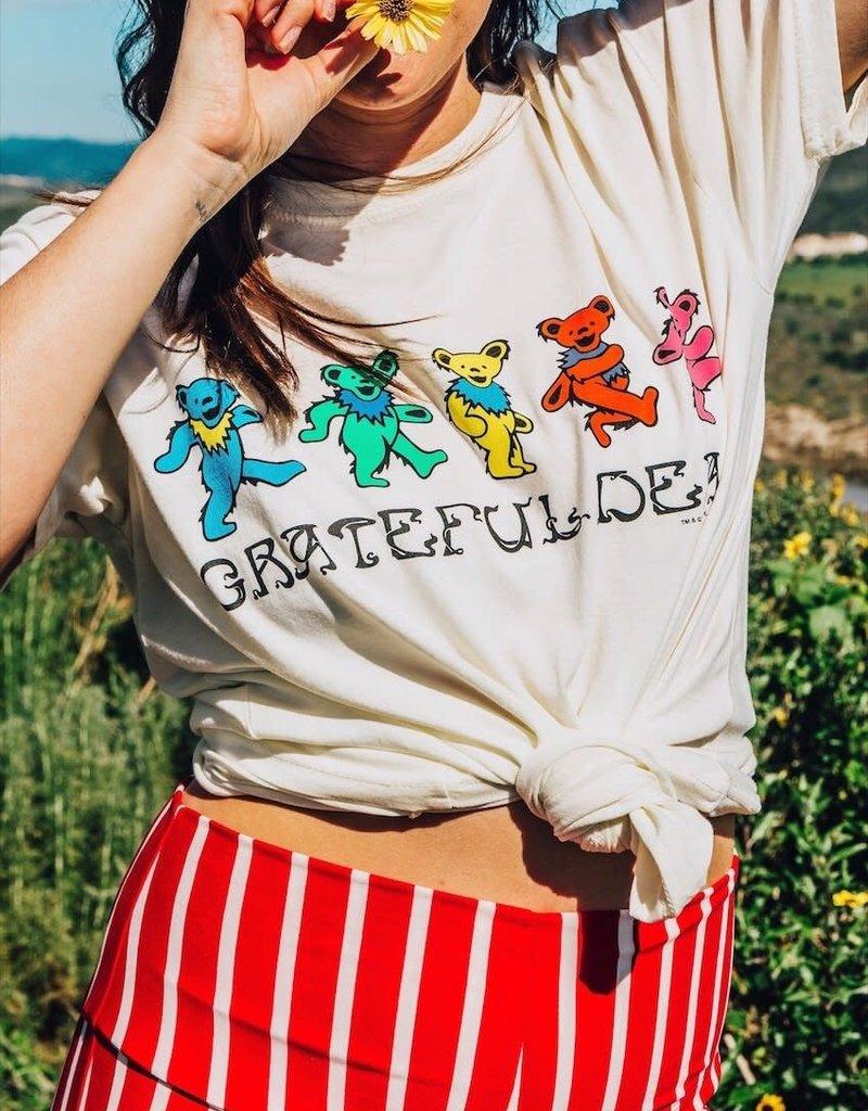 LIFE Clothing Dancing Bears Grateful Dead Vintage Tee