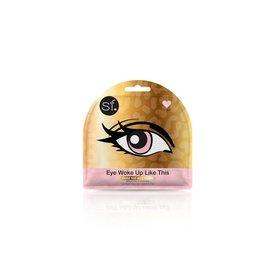 SkinForum Eye Woke Up Like This Gold Foil Eye Mask