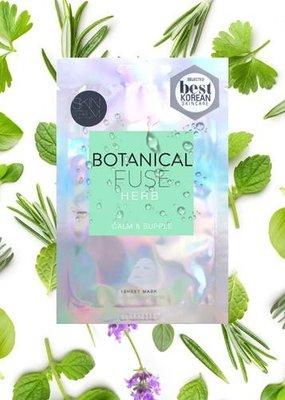 SkinForum Botanical Fuse Sheet Mask - Herb
