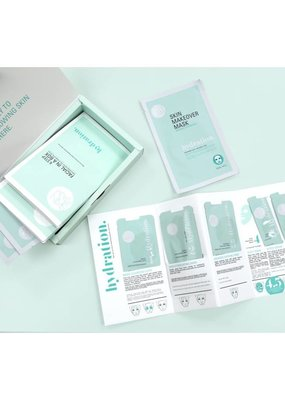 SkinForum Hydration Facial in a Box - 3 Set