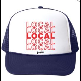Bubu Local Trucker Hat