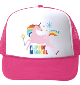 Bubu Flippin Magical Trucker Hat