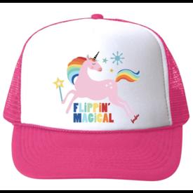 Bubu Flippin Magical Trucker Hat