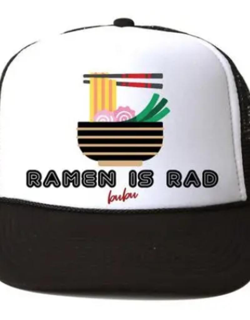Bubu Ramen Trucker Hat