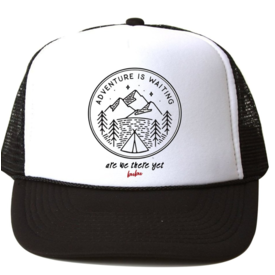 Bubu Adventures Trucker Hat