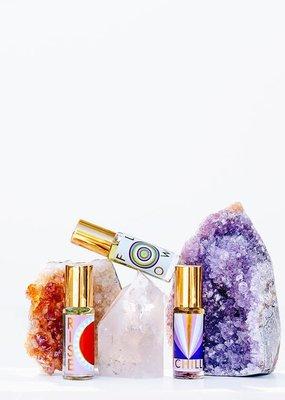 LUA Skincare Daily Ritual oil + stone blends