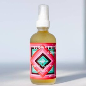 LUA Skincare Rose Mint Skin Tonic
