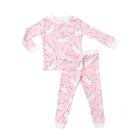 Little Sleepies Unicorn Pajama Set