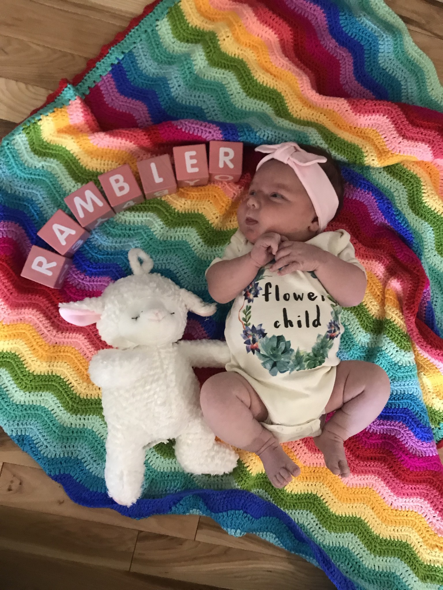Welcome #RamblerBaby and Summertime Changes