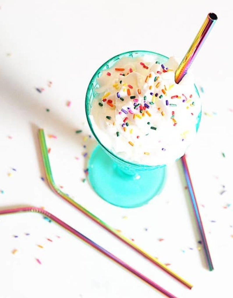 Last Straw Rainbow Straw Set