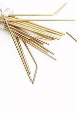 Last Straw Gold Straw Set
