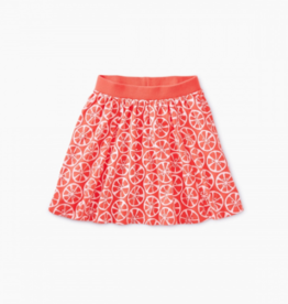 Tea Collection Citrus Twirl Skort