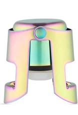 Blush Rainbow Champagne Stopper