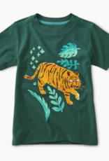 Tea Collection Jungle Tiger Graphic Tee