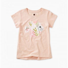 Tea Collection Angel Fish Graphic Tee