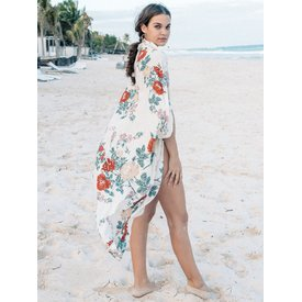 kivari Harper Bloom Kimono