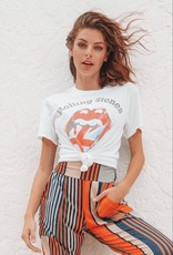 LIFE Clothing Rolling Stones Tongue Vintage Tee