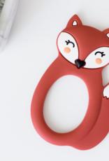 Little Cheeks Fox Teethers