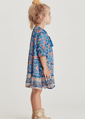 Arnhem Kids Bella Rose Kiddies Dress in Olympia