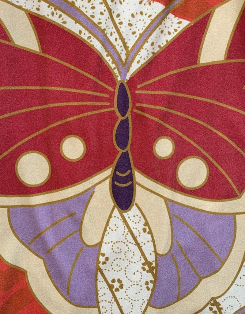 Novella Royale Janis Bells Red Butterfly Totem
