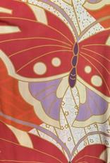 Novella Royale Georgia Robe Butterfly Totem