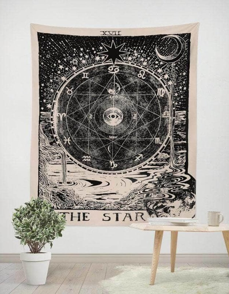 Dorm Tapestries The Star Divination Tapestry 59 x 51''