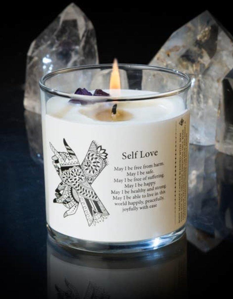 Magic Fairy Candles Self Love 8oz Candles