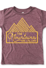 Rivet Apparel Co. Mountains Are Calling Tee