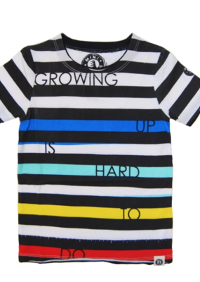 Mini Shatzu Growing Up is Hard Tee