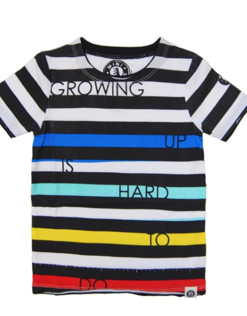 Mini Shatzu Growing Up is Hard Tee