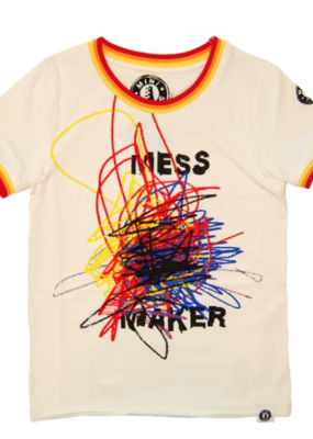 Mini Shatzu Mess Maker Tee