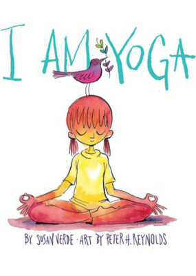 Hachette Books I am Yoga