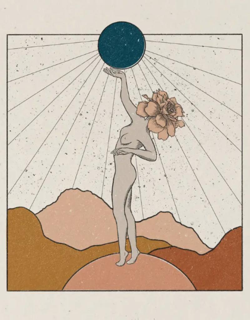 colorbloKC Stardust Soul Print