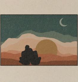 colorbloKC Watch Sunsets Print