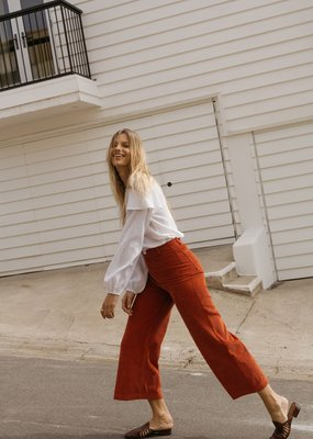 Amuse Society Good Company Wide Leg Pant