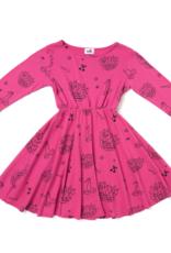 Kira Kids Cat Sundae Skater Dress