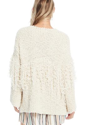 Saltwater Luxe Capri Sweater in Dove