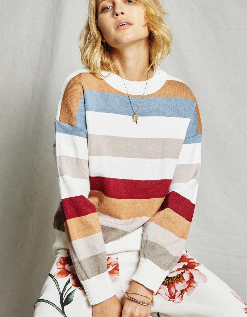 Sage the Label Art & Soul Sweater
