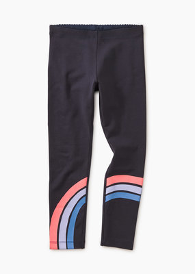 Tea Collection Rainbow Graphic Leggings