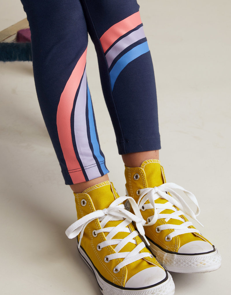 Tea Collection Rainbow Graphic Leggings